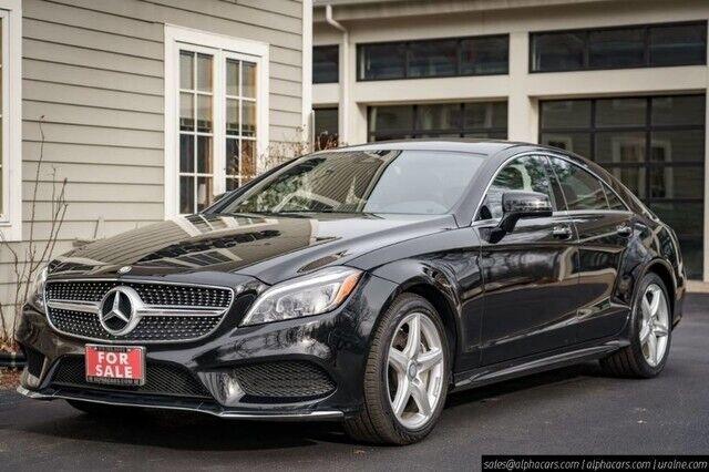 Image 3 Voiture Européenne d'occasion Mercedes-Benz CLS-Class 2016