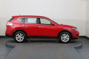 2015 Nissan X-Trail T32 ST (4x4) Red Continuous Variable Wagon Smithfield Parramatta Area Preview