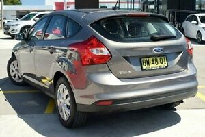 2013 Ford Focus LW MKII Ambiente PwrShift Grey 6 Speed Sports Automatic Dual Clutch Hatchback Pennant Hills Hornsby Area Preview