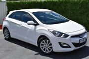 2012 Hyundai i30 GD Active White 6 Speed Sports Automatic Hatchback St Marys Mitcham Area Preview