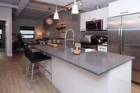 1BR-Renovated-Loft Style Suites! SAVE $3600 on a one year lease!