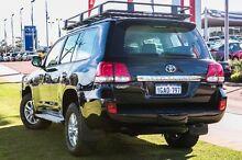 2009 Toyota Landcruiser VDJ200R GXL Black 6 Speed Sports Automatic Wagon Wangara Wanneroo Area Preview