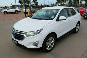 2017 Holden Equinox EQ MY18 LT (FWD) White 9 Speed Automatic Wagon Werribee Wyndham Area Preview