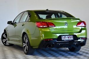 2015 Holden Commodore VF MY15 SV6 Storm Green 6 Speed Automatic Sedan Coopers Plains Brisbane South West Preview