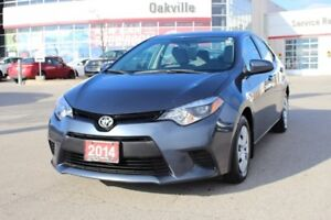 2014 Toyota Corolla LE ECO w/ Bluetooth & Backup Camera
