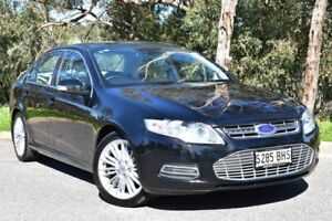 2013 Ford Falcon FG MkII G6E Black 6 Speed Sports Automatic Sedan St Marys Mitcham Area Preview