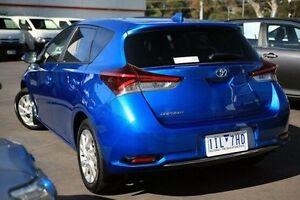 2015 Toyota Corolla Blue Constant Variable Hatchback Frankston Frankston Area Preview