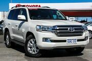 2017 Toyota Landcruiser VDJ200R VX Crystal Pearl 6 Speed Sports Automatic Wagon Osborne Park Stirling Area Preview