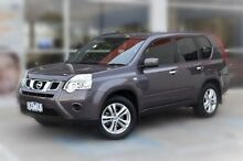 2012 Nissan X-Trail T31 Series V ST Grey 1 Speed Constant Variable Wagon Berwick Casey Area Preview