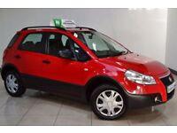 FIAT SEDICI 1.6 16V DYNAMIC 5d 106 BHP (red) 2007