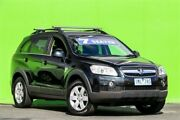 2009 Holden Captiva CG MY10 CX AWD Charcoal 5 Speed Sports Automatic Wagon Ringwood East Maroondah Area Preview