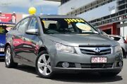 2010 Holden Cruze JG CDX Grey 6 Speed Sports Automatic Sedan Hillcrest Logan Area Preview