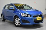 2015 Holden Barina TM MY16 CD Blue 6 Speed Automatic Hatchback Brooklyn Brimbank Area Preview