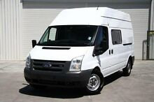 2008 Ford Transit  White Manual Van Cranbourne Casey Area Preview