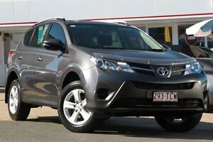 2013 Toyota RAV4 ZSA42R GX 2WD Graphite 7 Speed Constant Variable Wagon Woolloongabba Brisbane South West Preview