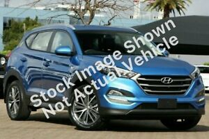 2015 Hyundai Tucson TL Active X 2WD Blue 6 Speed Sports Automatic Wagon Broken Hill Central Broken Hill Area Preview