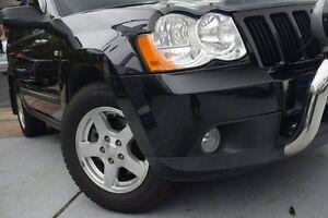 2008 Jeep Grand Cherokee WH MY2008 Laredo Black 5 Speed Automatic Wagon Mosman Mosman Area Preview