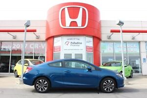 2013 Honda Civic Cpe LX - SLEAK SPORTY AND FUN TO DRIVE -