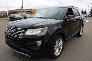 2016 Ford Explorer AWD LIMITED Navigation (GPS),  Leather,  Heat