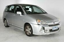 2004 Suzuki Liana RH418 Type 4 GS Silver 5 SPEED Manual Hatchback Melbourne CBD Melbourne City Preview