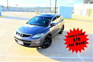 2007 Mazda CX-9 TB Series 1 Luxury Wagon 7st 5dr Spts Auto 6sp 4WD 3.7i Grey Sports Automatic Wagon South Toowoomba Toowoomba City Preview