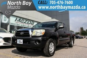 2007 Toyota Tacoma Self Certify