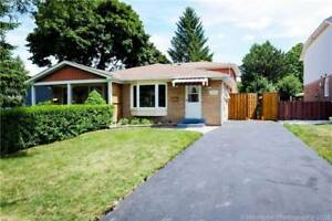 Stunning 3+2 Bedroom Backsplit 4 Home In Desirable Location!