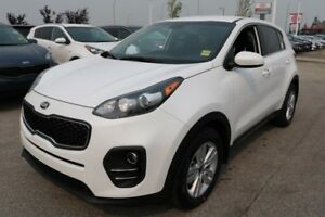 2019 Kia Sportage LX HEATED FRONT SEATS, REAR VIEW CAMERA, BLUET