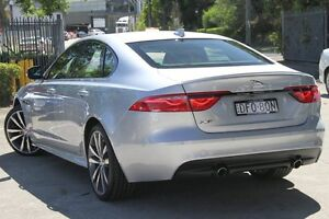 2016 Jaguar XF X260 25T R-Sport Silver 8 Speed Automatic Sedan Petersham Marrickville Area Preview
