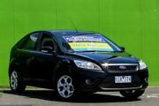 2011 Ford Focus LV Mk II LX Black 4 Speed Sports Automatic Hatchback Ringwood East Maroondah Area Preview