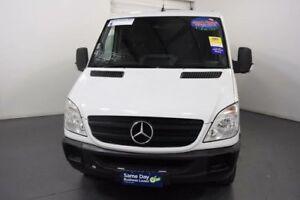 2008 Mercedes-Benz Sprinter NCV3 MY08 318CDI Low Roof MWB White Automatic Van