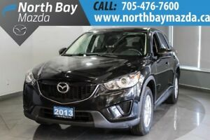 2013 Mazda CX-5 GX All Wheel Drive + Cloth Interior + 60/40 Rear