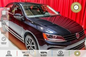 2016 Volkswagen Jetta 1.4 TSI Comfortline SUNROOF! BACKUP CAM...