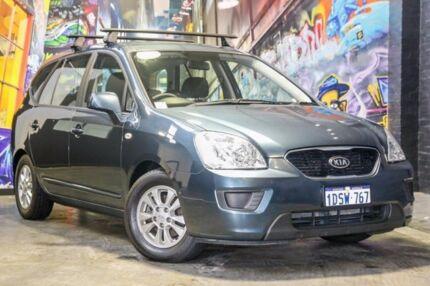2011 Kia Rondo UN MY11 SI Grey 5 Speed Manual Wagon