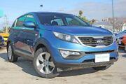 2013 Kia Sportage SL MY13 SI (FWD) Blue 6 Speed Automatic Wagon Victoria Park Victoria Park Area Preview