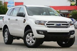 2015 Ford Everest UA Ambiente White 6 Speed Sports Automatic Wagon Mindarie Wanneroo Area Preview