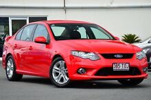 2011 Ford Falcon FG XR6 Red 6 Speed Sports Automatic Sedan Southport Gold Coast City Preview