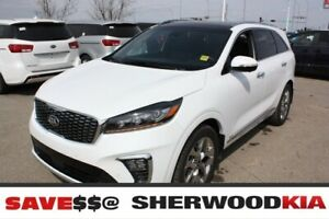 2019 Kia Sorento AWD SXL V6 360 DEGREE CAMERA, NAPPA LEATHER SEA