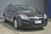 2006 Holden Astra AH MY06 CD Black 5 Speed Manual Coupe Blair Athol Port Adelaide Area Preview