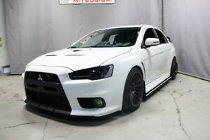 2015 Mitsubishi Lancer Evolution AWC EVOLUTION GSR Heated Seats,