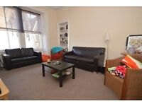 STUDENTS 17/18: Bright & spacious 3 bed 3rd floor HMO flat near the Meadows available Sept 17