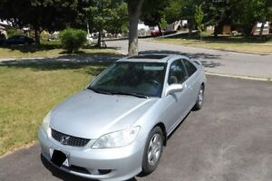 2005 Honda Civic Si Coupe (2 door)