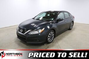 2017 Nissan Altima 2.5 SV Accident Free,  Heated Seats,  Back-up
