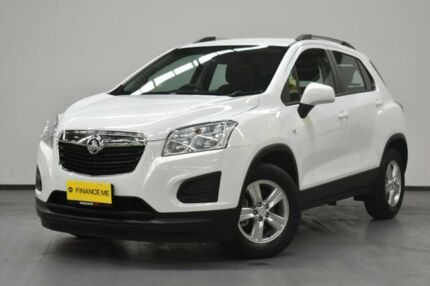 2016 Holden Trax TJ MY16 LS White 6 Speed Automatic Wagon Brooklyn Brimbank Area Preview