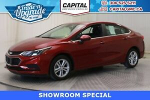 2017 Chevrolet Cruze LT*Technology Package-Sunroof*