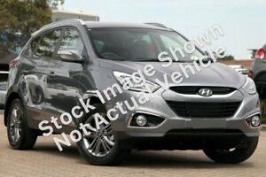 2014 Hyundai ix35 LM3 MY14 Trophy Grey 6 Speed Sports Automatic Wagon Slacks Creek Logan Area Preview