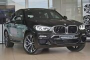 2018 BMW X4 G02 xDrive30i Coupe Steptronic M Sport Black 8 Speed Sports Automatic Wagon Darra Brisbane South West Preview