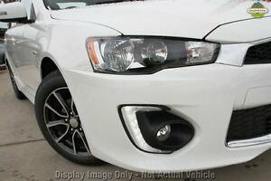 2016 Mitsubishi Lancer CF MY16 ES Sport White 6 Speed Constant Variable Sedan Wilson Canning Area Preview