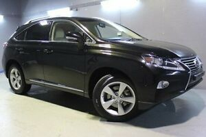 2014 Lexus RX350 GGL15R Luxury Black 6 Speed Sports Automatic Wagon Invermay Launceston Area Preview