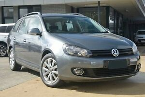 2010 Volkswagen Golf VI MY10 90TSI DSG Trendline Grey 7 Speed Sports Automatic Dual Clutch Wagon Hillcrest Port Adelaide Area Preview
